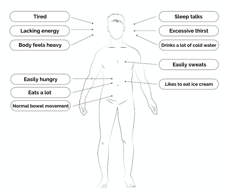 Greenleaf Clinic Hypermetabolism Excessive Sweating Symptoms
